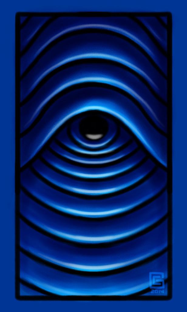 Mystic Eye Design Sketch 11