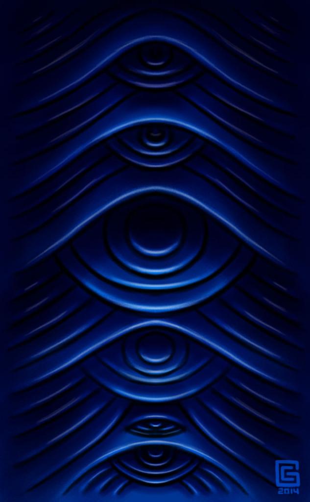 Mystic Eye Design Sketch 12