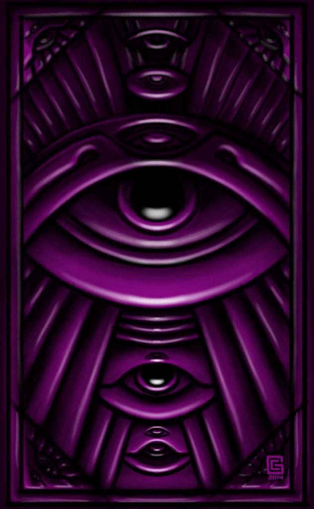 Mystic Eye Design Sketch 10