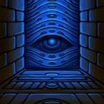 Mystic Eye Design Sketch 14: Temple Portal